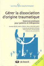 Livre – Gérer la dissociation d'origine traumatique –La colère