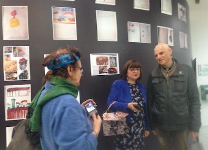 Expo Bondy 27 mars 2018 Catherine 3 petite