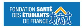Logo fondation santé étudiants