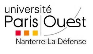 Logo Nanterre université
