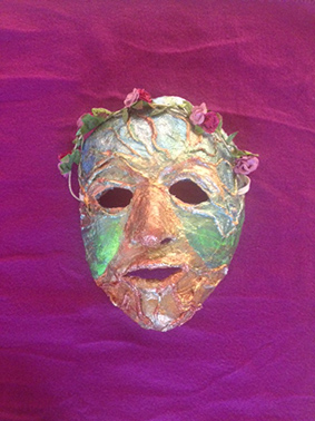 Masque d'Eleni