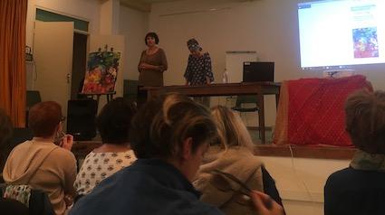 Ouverture : Carole Carayon & Sylvie Parenthoen